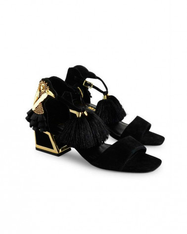SANDALIAS KAY BLACK GOLD